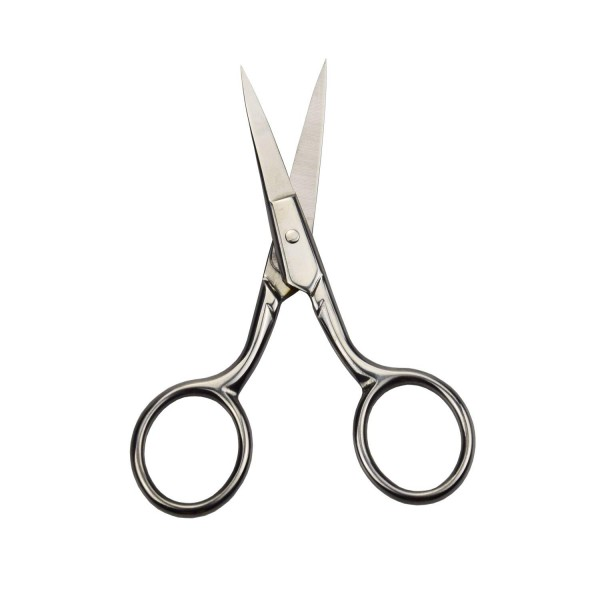 Professional Silver Grooming Scissors